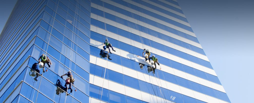 High Rise Building Maintenance in Sydney | Sonaa Abseiling Specialists