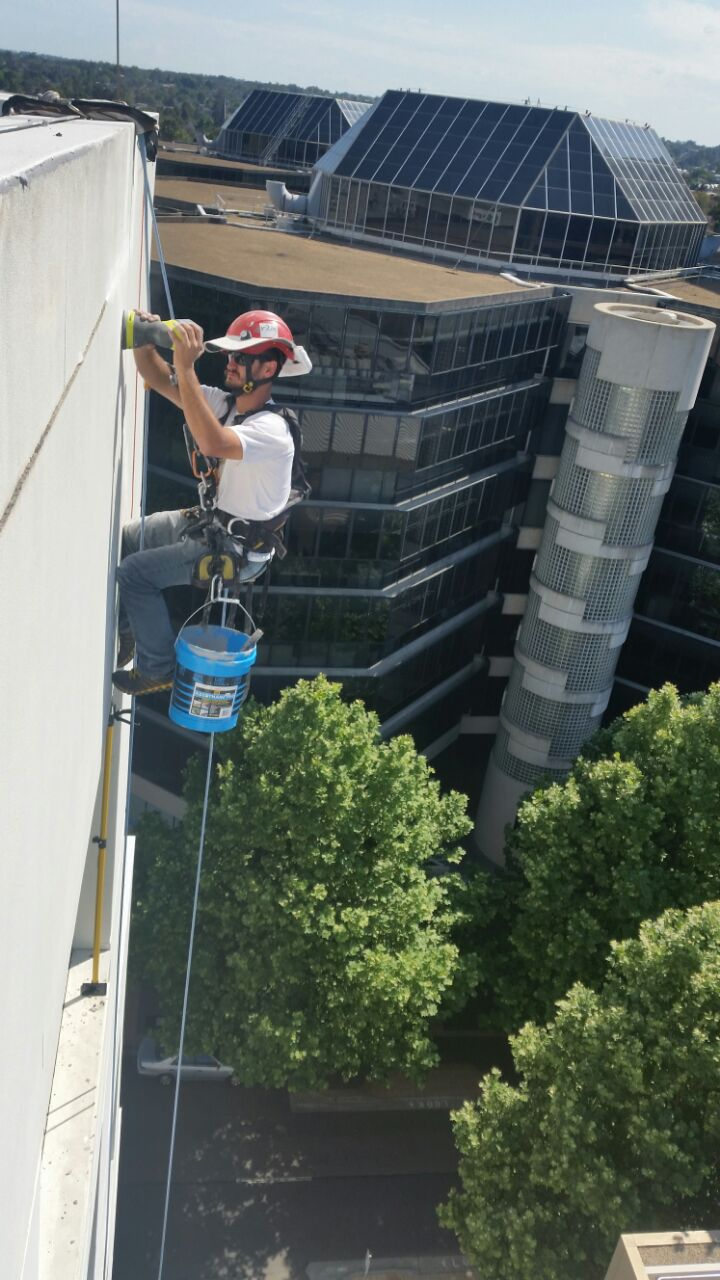 PROFESSIONAL HIGH RISE CONCRETE REPAIRS