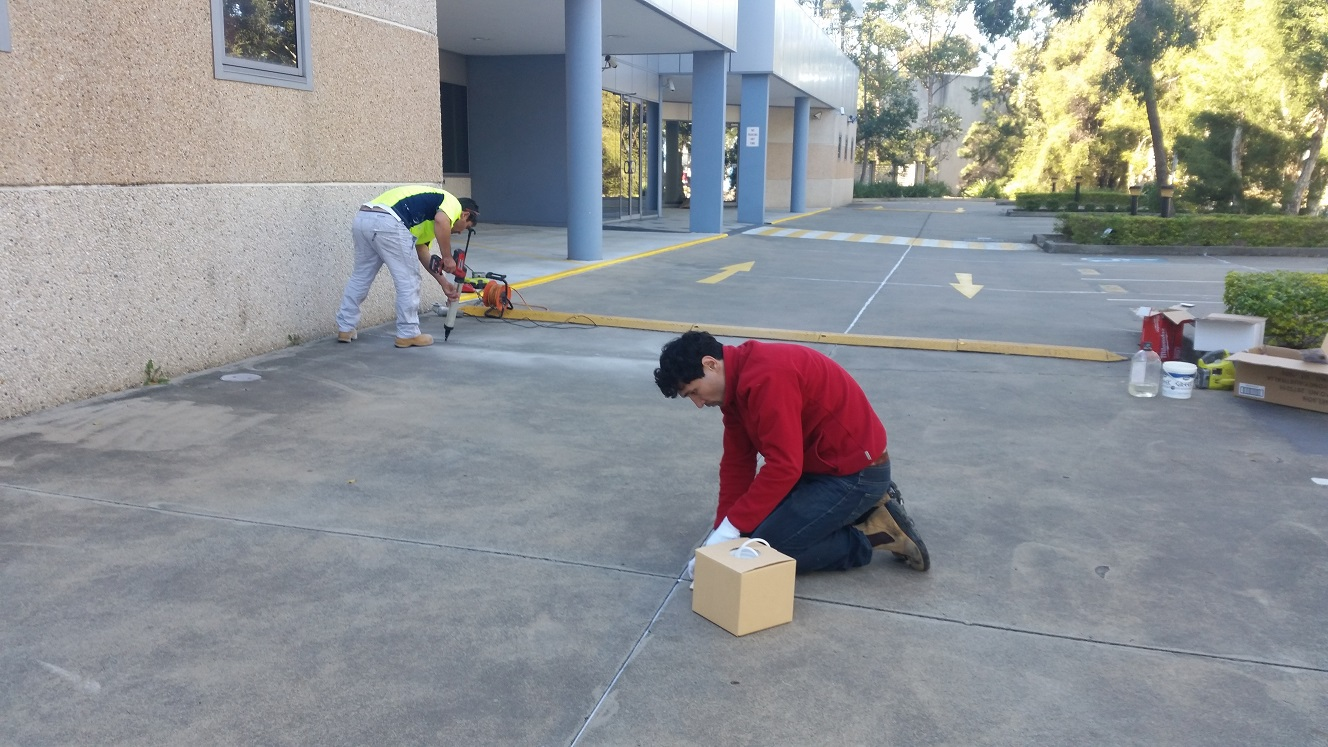 Silverwater , Concrete Repair